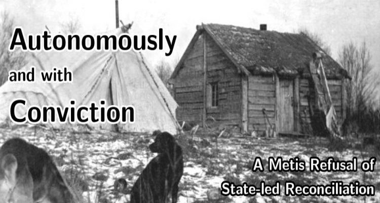 From Embers Against Reconciliation Decolonize Means No State